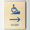 Accessible Ramp to Right