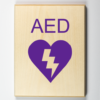 Health Safety Signage - AED