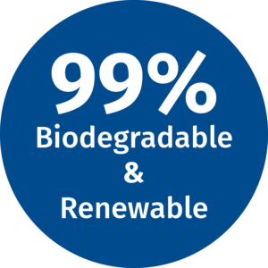 Sustainable Signage - 99% Biodegradable & Renewable